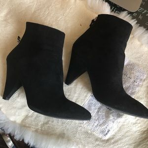 Booties size 37